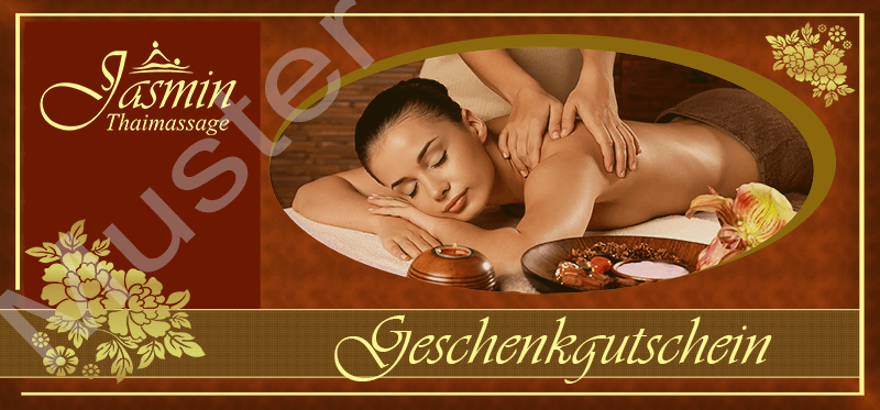 Jasmin Thai Massage Gutschein