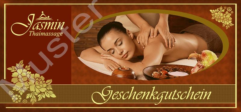 Jasmin Thai Massage Gutschein